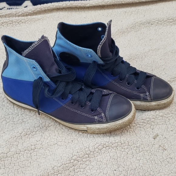 Converse chuck Taylor blue tones limited edition